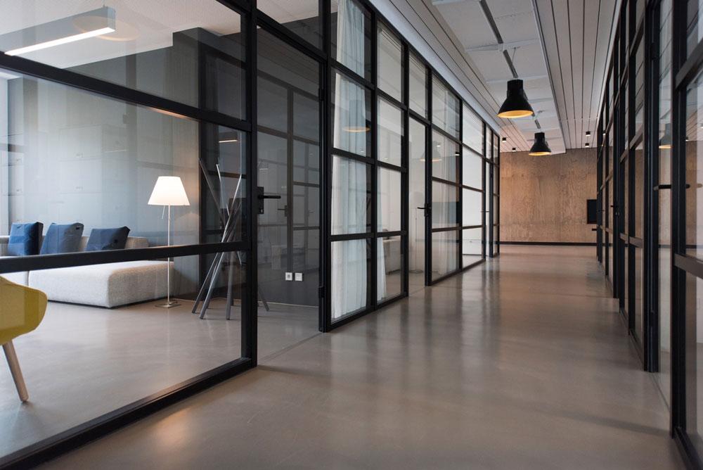 éclairage LED espaces de travail Grenoble