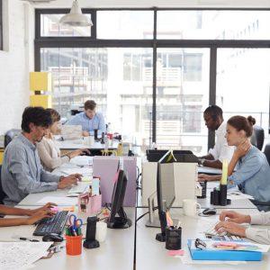 open space espace de travail combattre le bruit