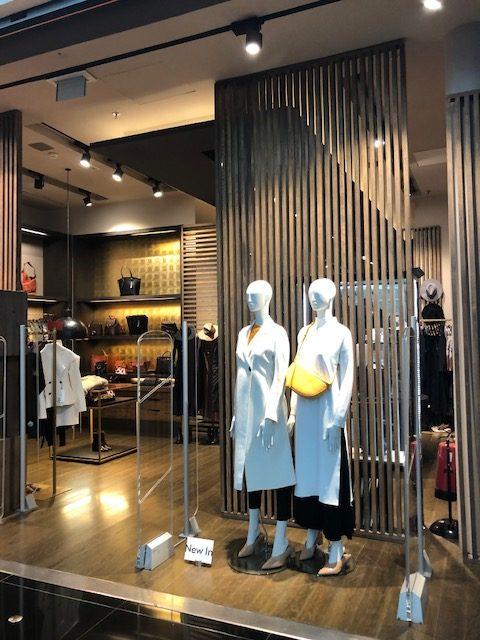 aménagement boutique habillement Lyon