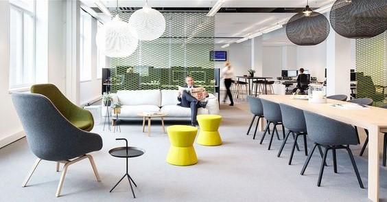 aménagement bureaux profesionnels