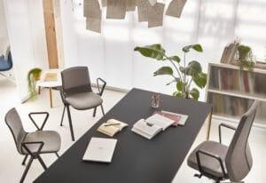 Aménagement espaces de travail à Lyon - bureau de direction ou cabinet médical- Bloom Inside Lyon