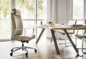 Aménagement espaces de travail à Lyon - bureau de direction ou bureau en télétravail - Bloom Inside Lyon