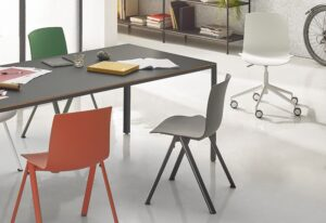 Aménagement espaces de travail à Lyon - bureau réunion - Bloom Inside Lyon