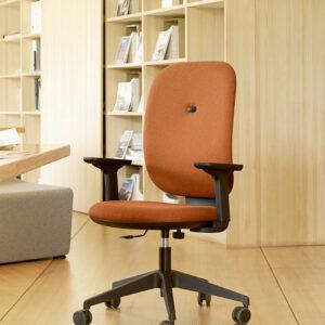 Siège ergonomique dans aménagement design et convivial - Bloom Inside Lyon