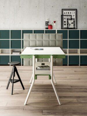 Aménagement espaces de travail, atelier ou bureaux collaboratifs - Bloom Inside Lyon
