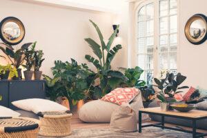 Aménagement d'un espace détente pour une meilleure qualité de vie au travail
