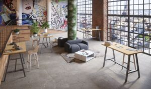 Aménagement espaces de travail en atelier - Bloom Inside Lyon