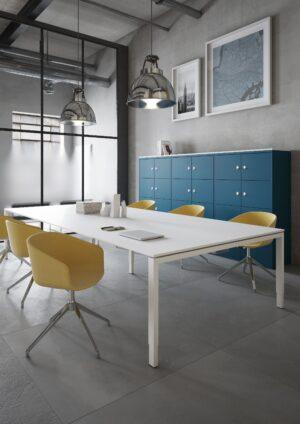 Aménagement espaces de travail, flex-office, bureaux collaboratifs - Bloom Inside Lyon