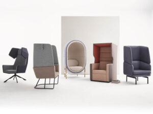 Aménagement d'espaces d'accueil ou détente, pause qualité de vie au travail - Bloom Inside Lyon