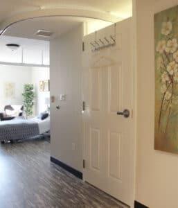 accessibilité chambre EHPAD